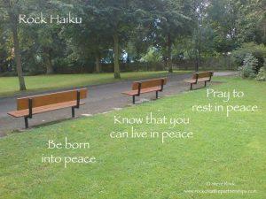 Bench Haiku